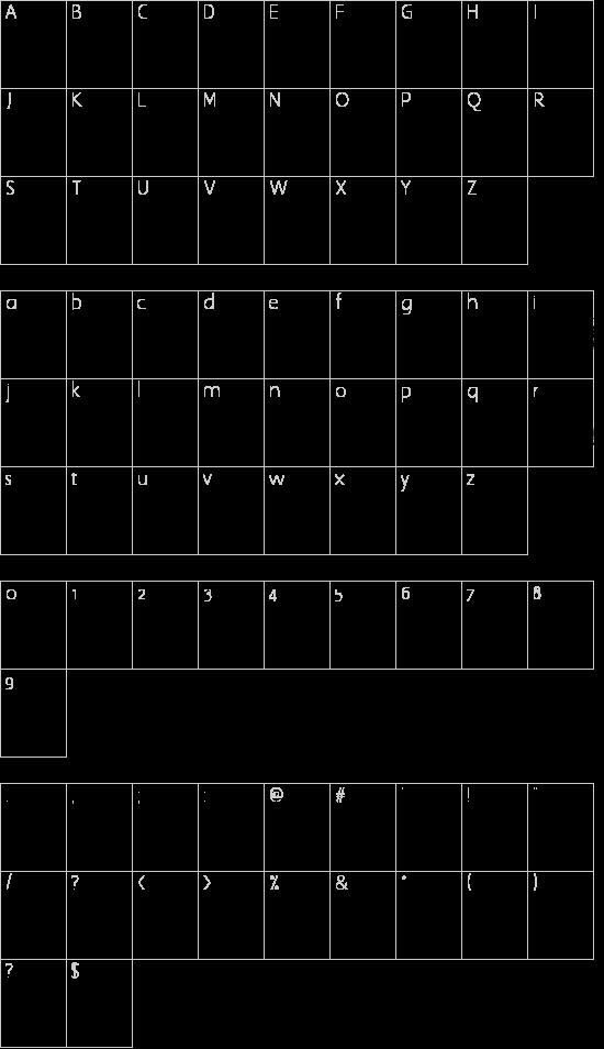 Anderson Dings 2 Schriftart Font Download Kostenlos