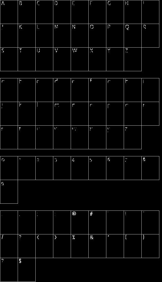 Baby Blocks Schriftart Font Download Kostenlos