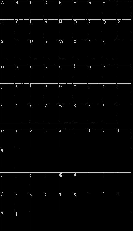 Cube Schriftart Font Download Kostenlos