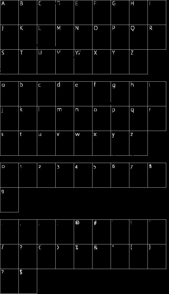 DeiGratia Schriftart Font Download Kostenlos
