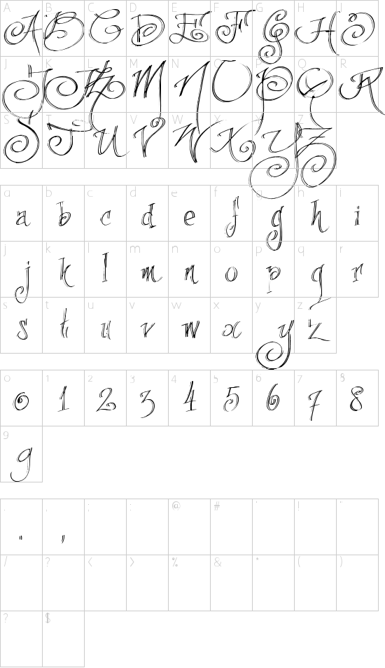 fancyPens Schriftart Font Download Kostenlos