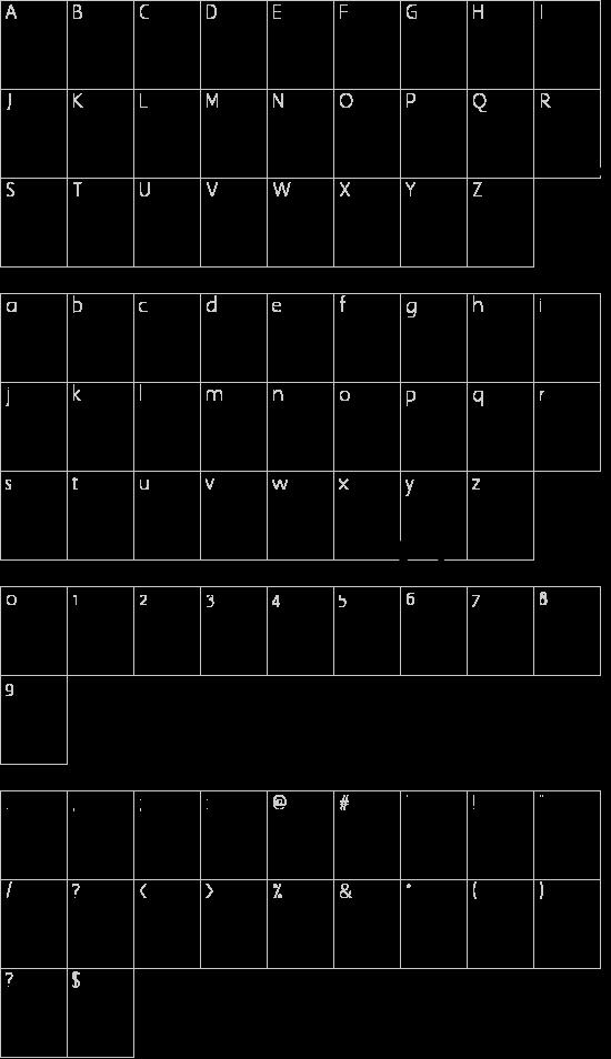 Gloriana Schriftart Font Download Kostenlos
