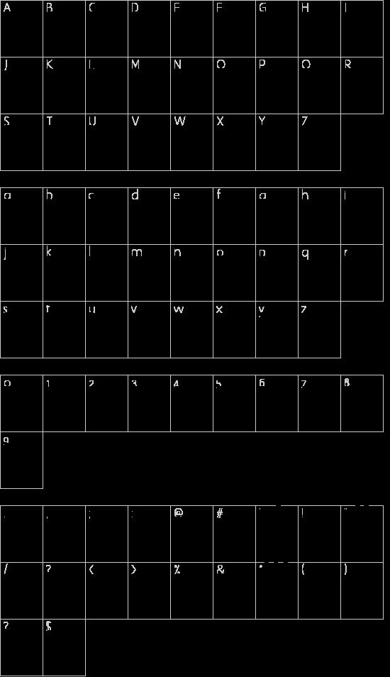 Glyphstream Schriftart Font Download Kostenlos