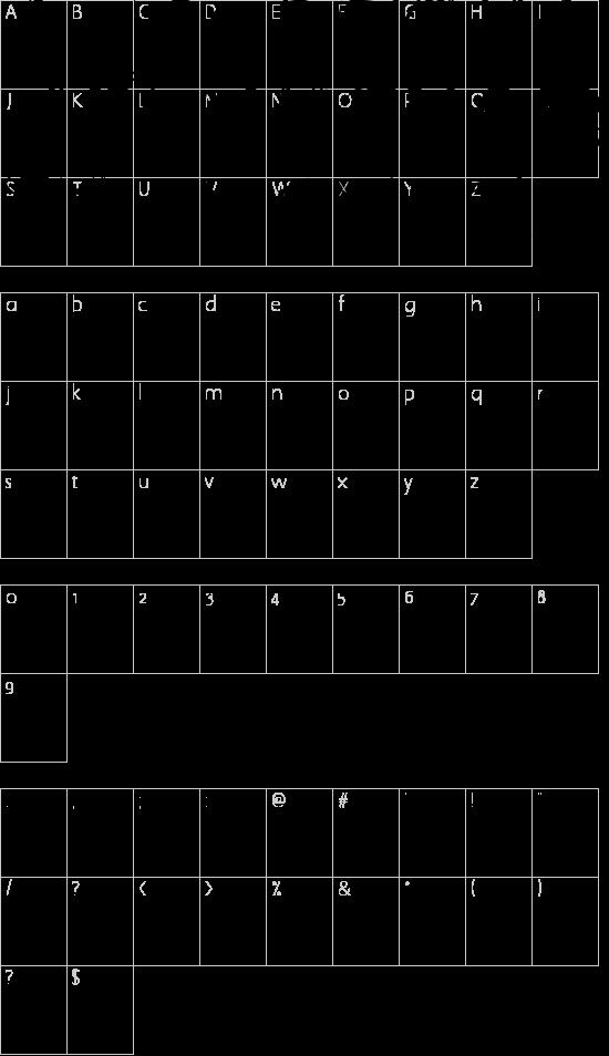Grunge Schriftart Font Download Kostenlos