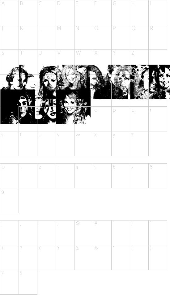 HaydenPanettiereBats demo Schriftart Font Download Kostenlos