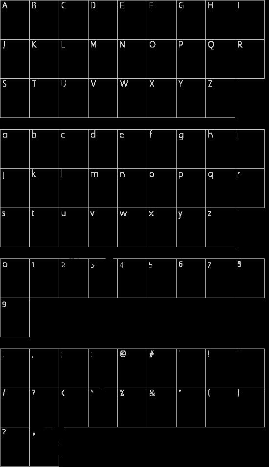 Illuminati Schriftart Font Download Kostenlos