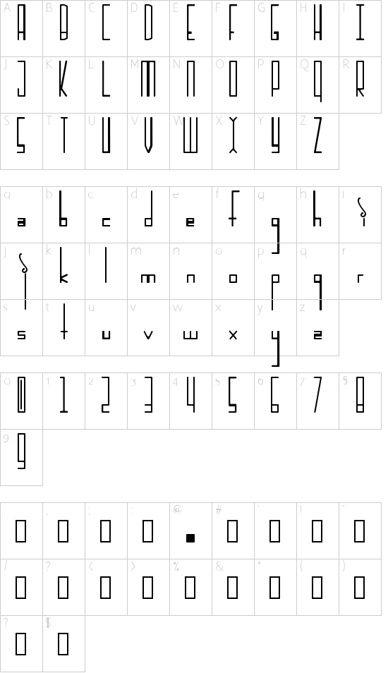 Incarnation Schriftart Font Download Kostenlos