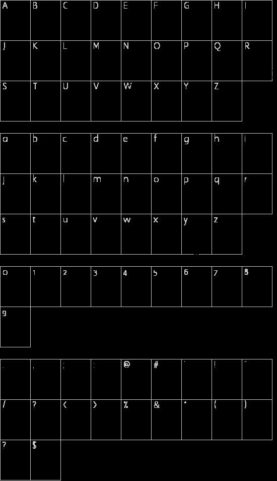 Jheri Curls Schriftart Font Download Kostenlos
