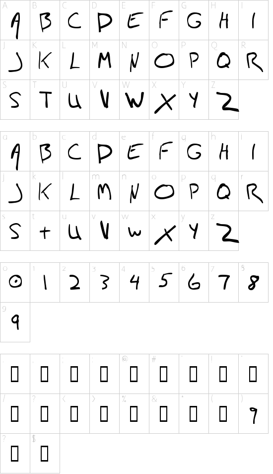 Jon Schriftart Font Download Kostenlos