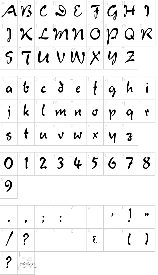 Juliet Schriftart Font Download Kostenlos