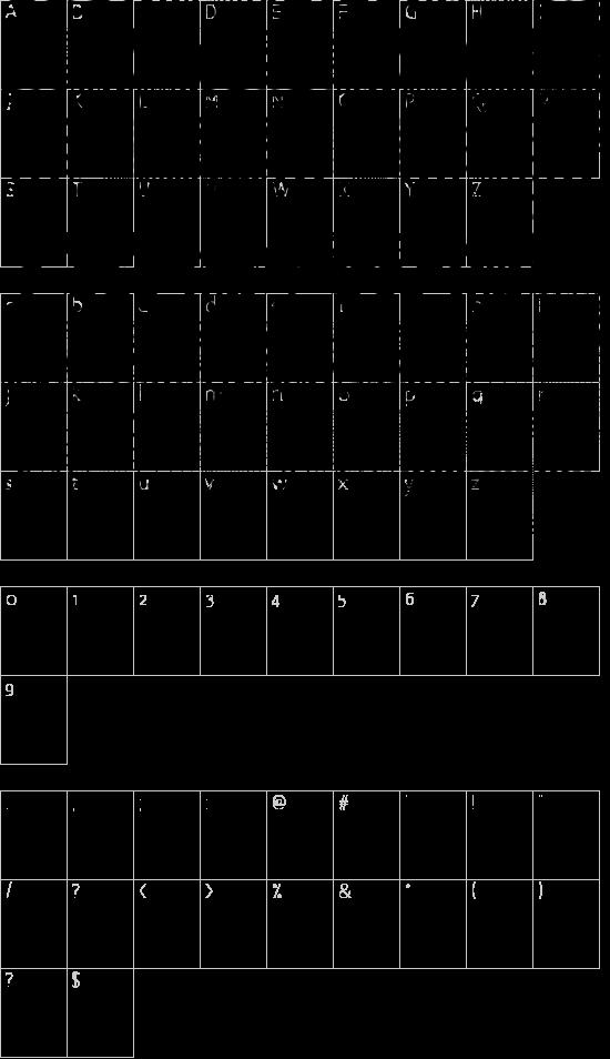 KleinKarpets Schriftart Font Download Kostenlos