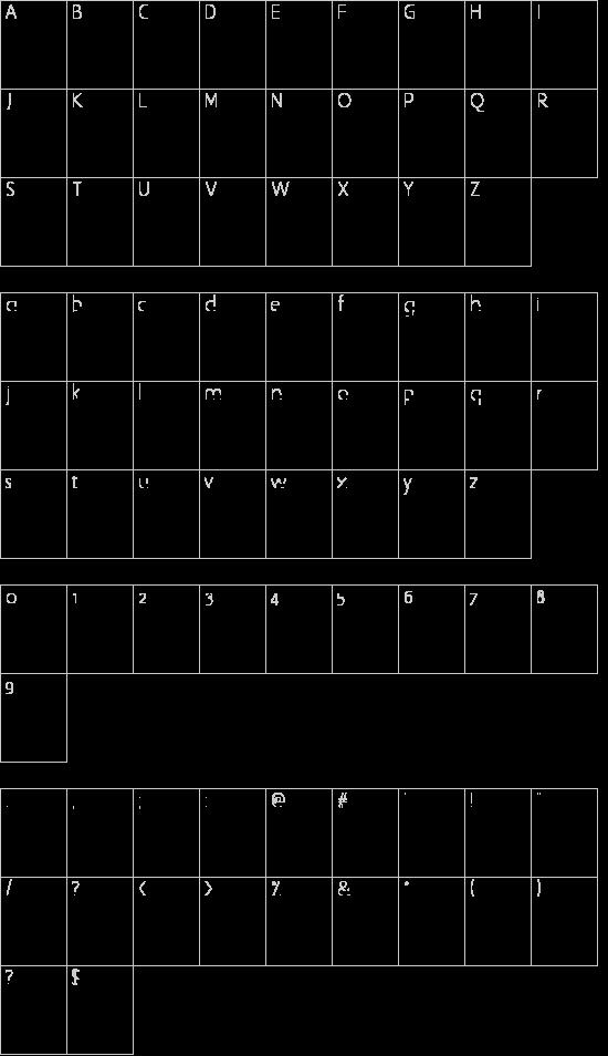 LiquidCrystal Schriftart Font Download Kostenlos