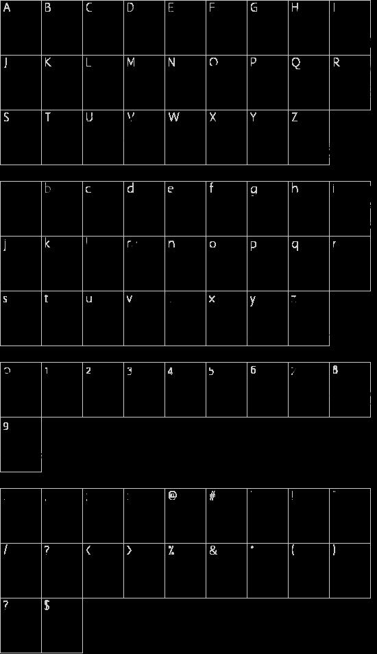 Lost Forever Schriftart Font Download Kostenlos