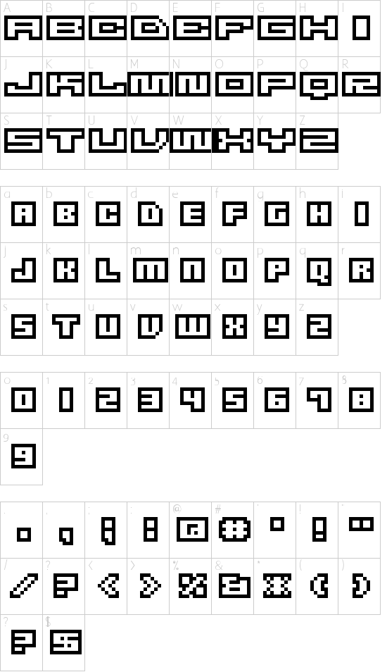 M47_FIRE WIRE Schriftart Font Download Kostenlos