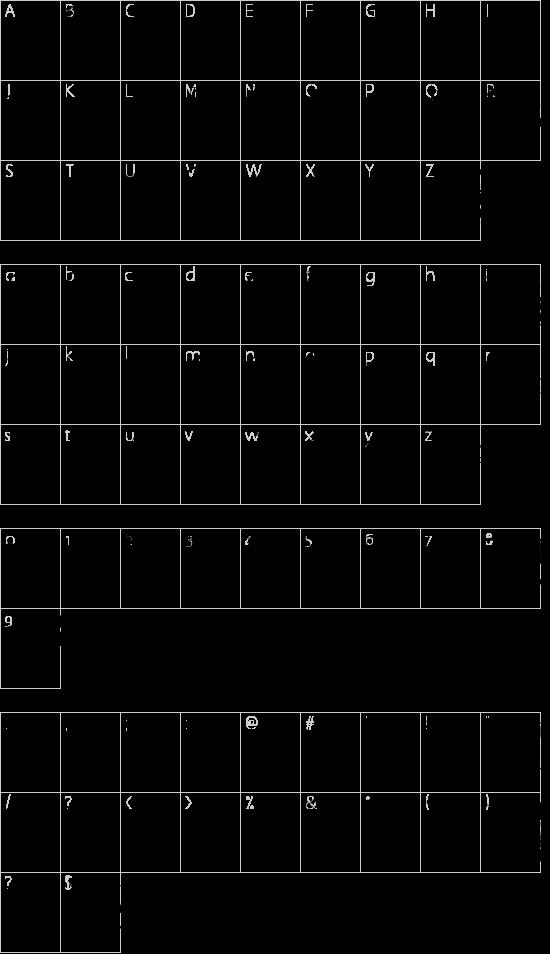 Mario and Luigi Schriftart Font Download Kostenlos