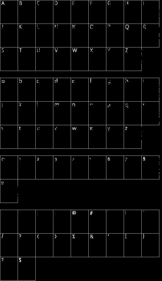 Pokemon pixels 1 Schriftart Font Download Kostenlos