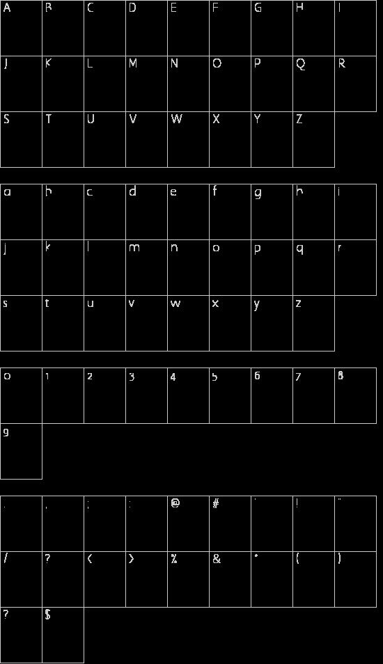 Quer Schriftart Font Download Kostenlos