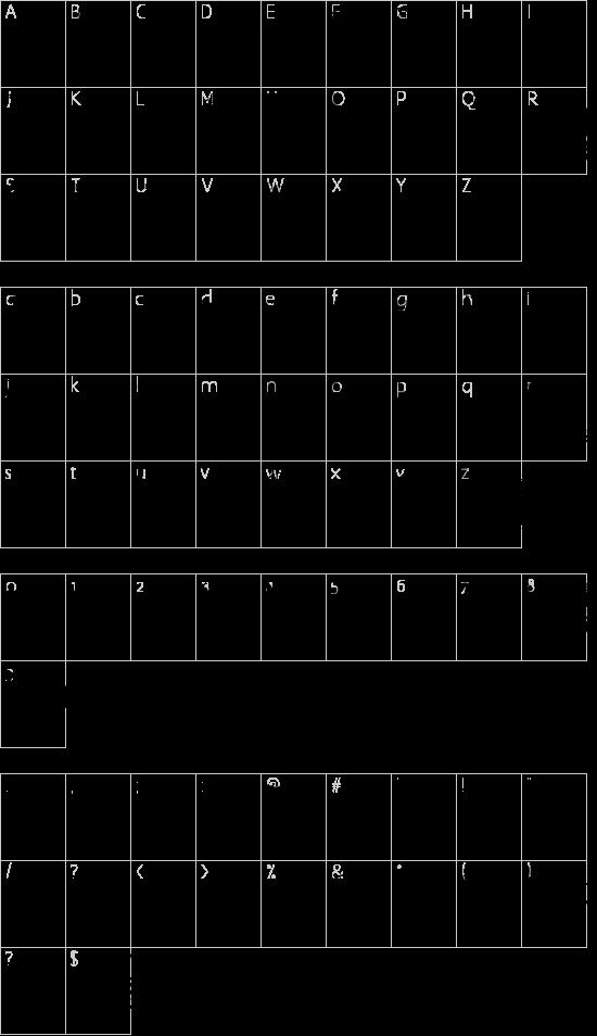 Sonic Mega Font Schriftart Font Download Kostenlos