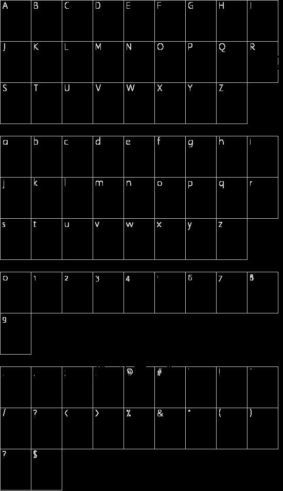 US Army Schriftart Font Download Kostenlos