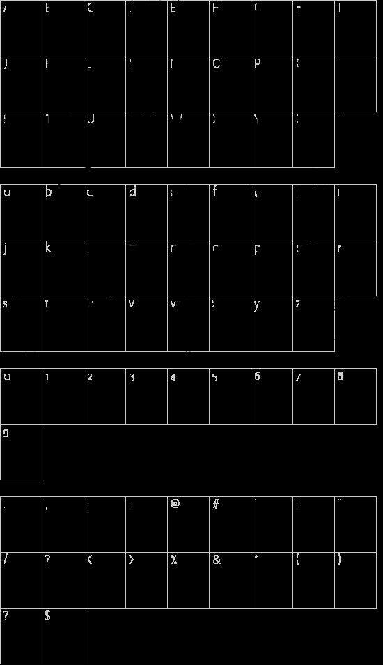 Valimo RMX Schriftart Font Download Kostenlos