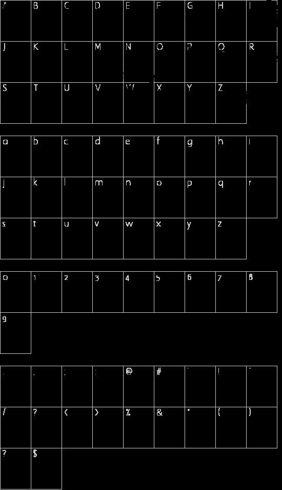 WW2 Aircraft Schriftart Font Download Kostenlos